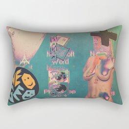 SPΔCE.com Rectangular Pillow