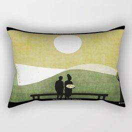 """""""Baku"""" illustration Toni Demuro Rectangular Pillow"""