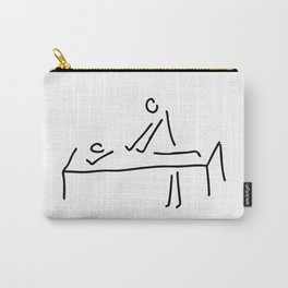 cure massage Carry-All Pouch