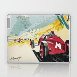 DK Mountain Grand Prix Laptop & iPad Skin