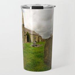 St John the Evangelist Travel Mug