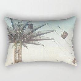 sky flyer Rectangular Pillow