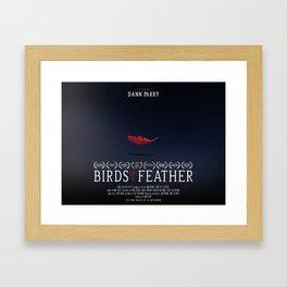 Birds of a Feather - Film Poster Framed Art Print