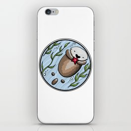 Significant Otter iPhone Skin