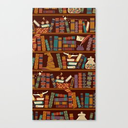 Hogwarts Things Canvas Print