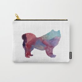 Samoyed Carry-All Pouch