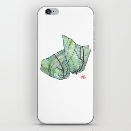 Zongzi iPhone Skin