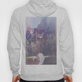 Faded Mountainside Hoody