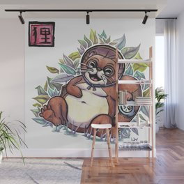 Legends - Tanuki Wall Mural