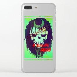 "ENCHANTRESS ""Suicide Squad"" Clear iPhone Case"