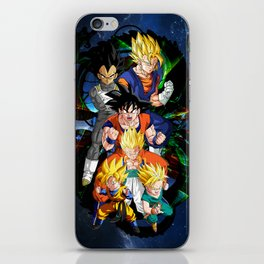 Dragon ball - The Fusions iPhone Skin