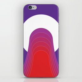Desert Sunset iPhone Skin