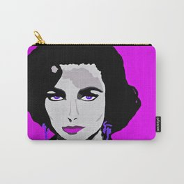 Elisabeth The Original Cat On a Hot Tin Roof  Carry-All Pouch