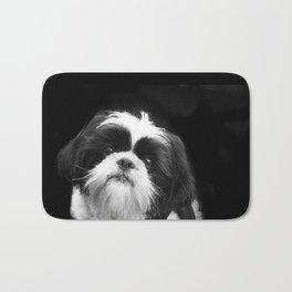 Shih Tzu Dog Bath Mat