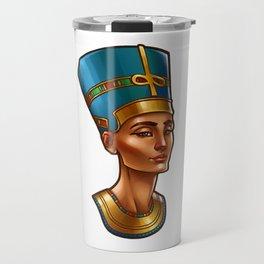Nefertiti's Quest : Nefertiti Travel Mug