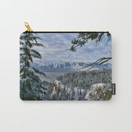 Winter View Carry-All Pouch