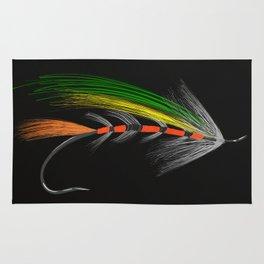 Fly fishing Rug
