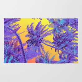 Polychrome Jungle Rug