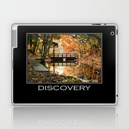 Inspirational Discovery Laptop & iPad Skin