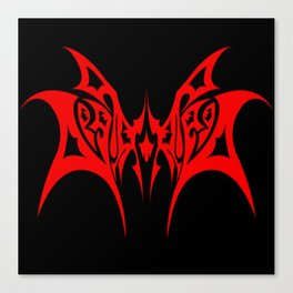 Dragon wings Canvas Print