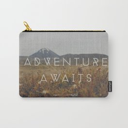 """""""going to the mountains is going home..."""" Carry-All Pouch"""