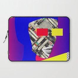 Space Portrait Laptop Sleeve
