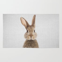 Rabbit - Colorful Rug