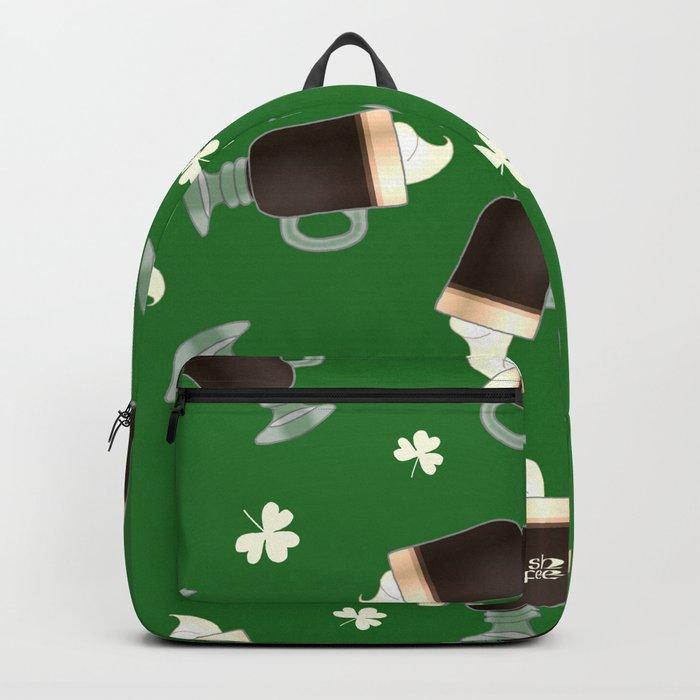Irish Coffees Backpack