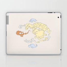 The Lay of the Land Laptop & iPad Skin
