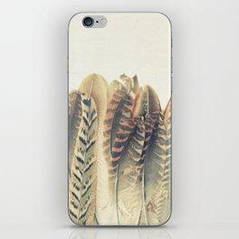 Feather Dip iPhone Skin