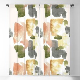 Great New Heights Abstract Blackout Curtain