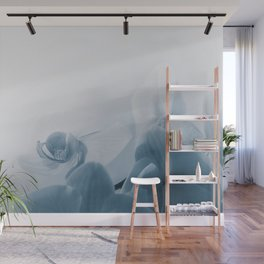 Orchid Flower Wall Mural