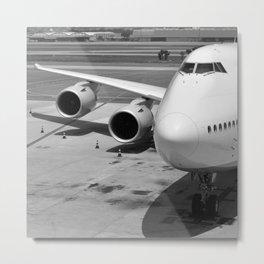 Aviation - II Metal Print