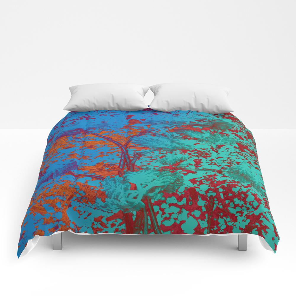 Vibrant Matters Comforter by Velvetwater CMF8979504