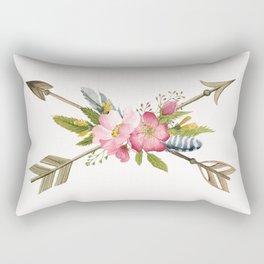 Sweet Arrows Rectangular Pillow