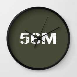 56M Religious Affairs Specialist Wall Clock