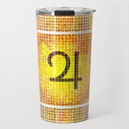 Guru/Surya (Jupiter Sun) Invocation Travel Mug