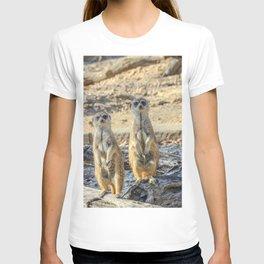 A couple of meerkats T-shirt