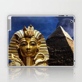 King Tut and Pyramid Laptop & iPad Skin