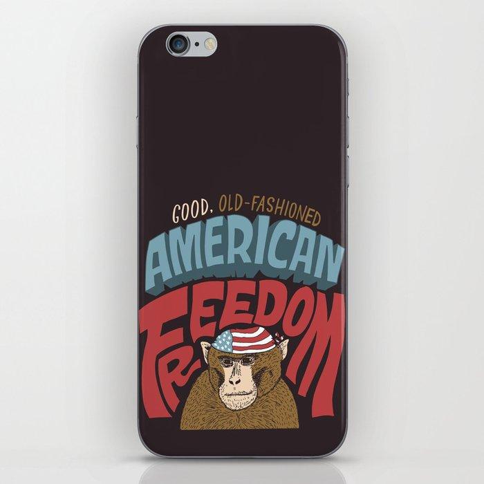 American Freedom iPhone Skin