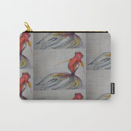 Goldfish Pond (close up#2) #society6 #decor #buyart Carry-All Pouch