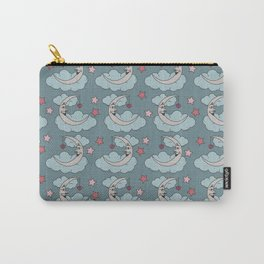 Paper Moons Carry-All Pouch