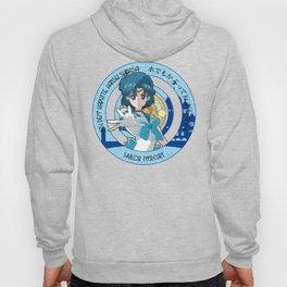 Sailor Mercury - Crystal Intro Hoody