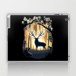 Master of the Forest Laptop & iPad Skin