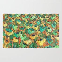 Field of Flowers Rug