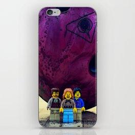 The dude abides - The Big Legowski iPhone Skin