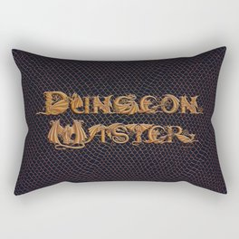 Dracoserific Dungeon Master Rectangular Pillow