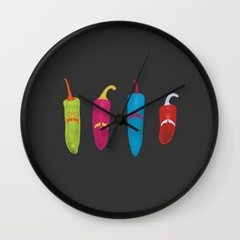 Sgt's Peppers Wall Clock