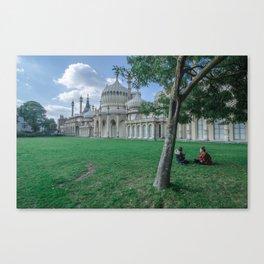 Royal Pavillon Brighton Canvas Print