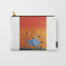 The End of tribes Carry-All Pouch